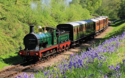 Steam Railways in Sussex