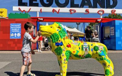 A Day at Legoland