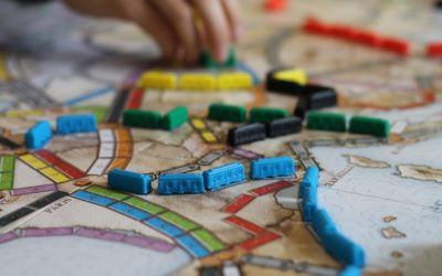 Engaging Board Games for Kids Aged 6+