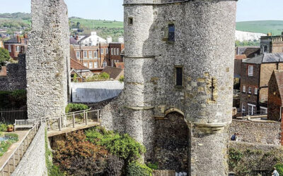 Lewes Castle – A Great Day Out With The Kids