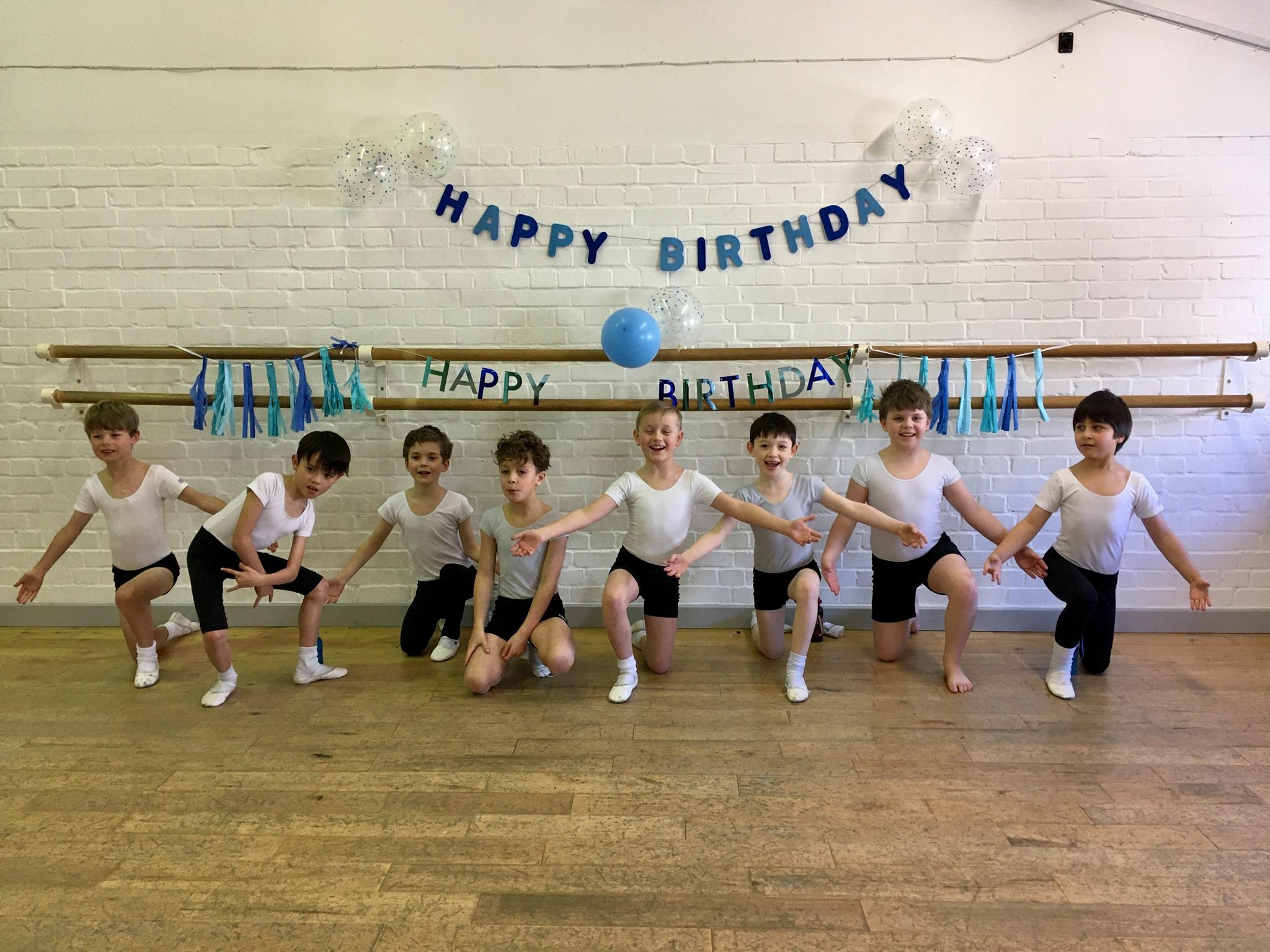 Boys Ballet Academy