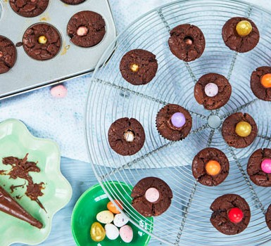Easter Baking With Younger Children
